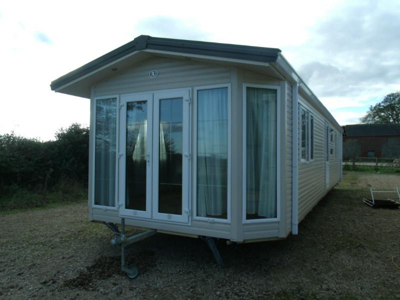 used static caravans and mobile homes midland caravans. Black Bedroom Furniture Sets. Home Design Ideas